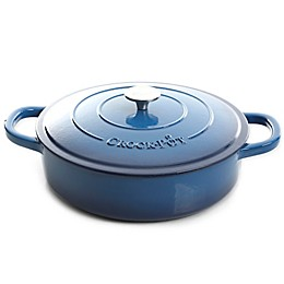 Crock-Pot® Artisan 5 qt. Cast Iron Braiser