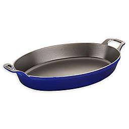 Staub 1 qt. Oval Roasting Dish