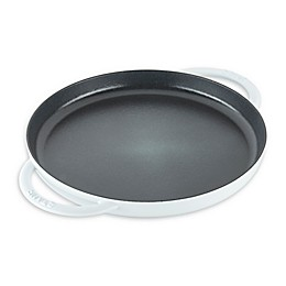 Staub 12-Inch Round Double Handle Pure Griddle