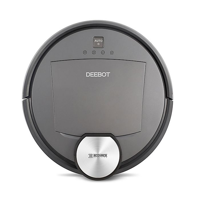 Alternate image 1 for ECOVACS DEEBOT R95 Vacuum Cleaning Robot in Dark Grey