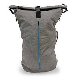 Two-in-one Laundry Hamper Backpack/Duffle Bag