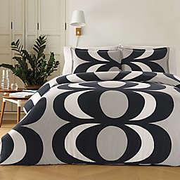 marimekko® Kaivo Comforter Set in Grey
