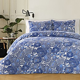 marimekko® Mynsteri Duvet Set in Blue