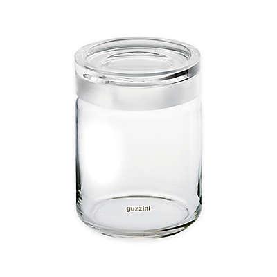 Guzzini® Large Stackable Glass Storage Jar