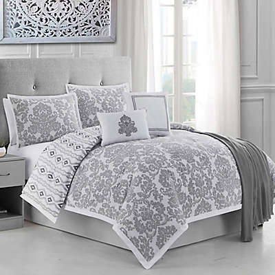 Ellen Tracy Adalisa Reversible Comforter Set