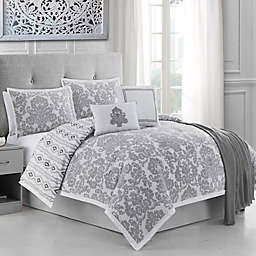 Ellen Tracy Adalisa 6-Piece Comforter Set