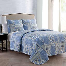 VCNY Home Adisa Reversible Quilt Set