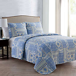 VCNY Home Adisa Reversible Quilt Set