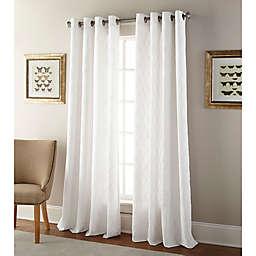 Kings Gate Grommet Window Curtain Panel (Single)