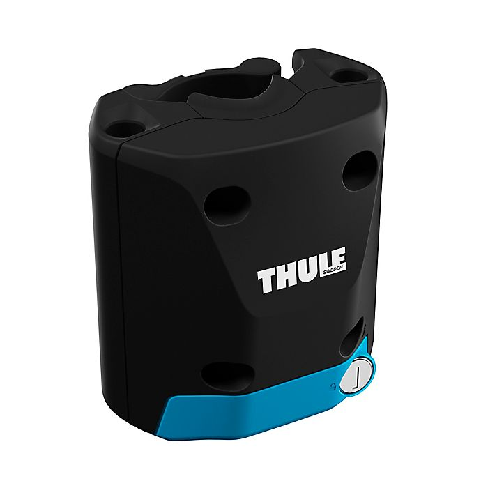 Alternate image 1 for Thule® Ridealong Quick Release Bracket in Black/Blue