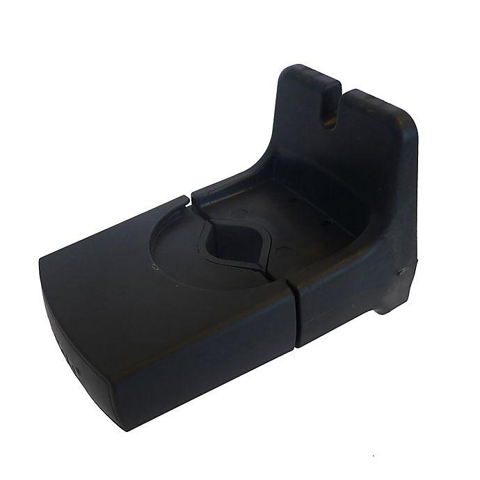 Alternate image 1 for Thule® Yepp Mini SlimFit Adapter in Black