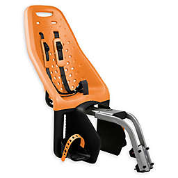 Thule® Yepp Maxi Frame Mount Rear Child's Bike Seat in Orange