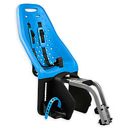 Thule® Yepp Maxi Frame Mount Rear Child's Bike Seat in Blue