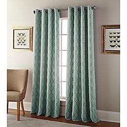 Kings Gate Grommet Window Curtain Panel