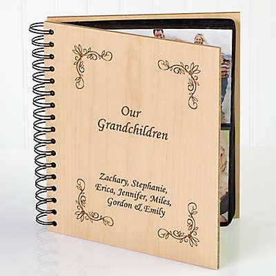 Smiles for Grandparents Photo Album
