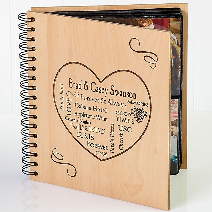 Our Life Together Photo Album Bed Bath Beyond