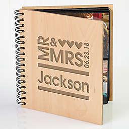 Mr. & Mrs. Photo Album