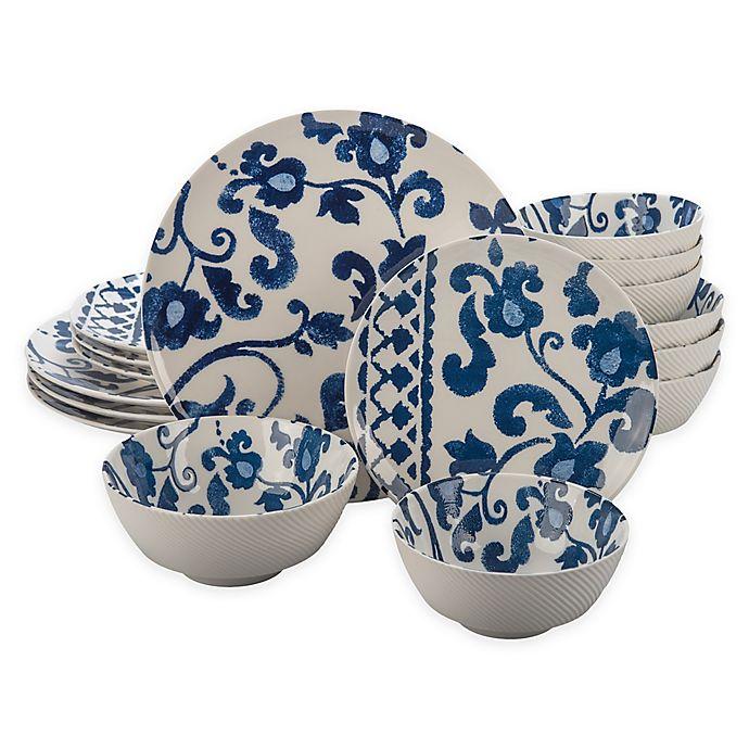 Alternate image 1 for BIA Cordon Bleu® Babylon 16-Piece Dinnerware Set