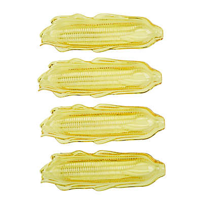 Bradshaw Good Cook Corn Trays (Set of 4)