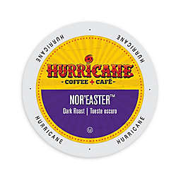 Hurricane Coffee Nor'Easter Dark Roast Coffee for Single Serve Coffee Makers