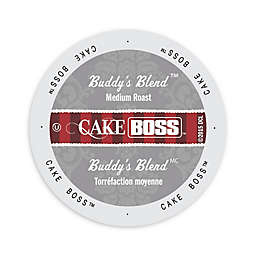 Cake BOSS™ Buddy's Blend™ Coffee for Single Serve Coffee Makers