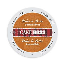 Cake BOSS™ Dulce de Leche Coffee for Single Serve Coffee Makers