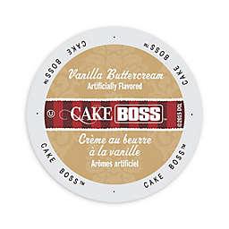 Cake BOSS™ Vanilla Buttercream Coffee for Single Serve Coffee Makers