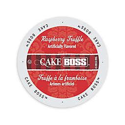 Cake BOSS™ Raspberry Truffle Coffee for Single Serve Coffee Makers