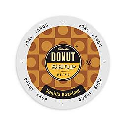 Authentic Donut Shop® Vanilla Hazelnut Coffee for Single Serve Coffee Makers