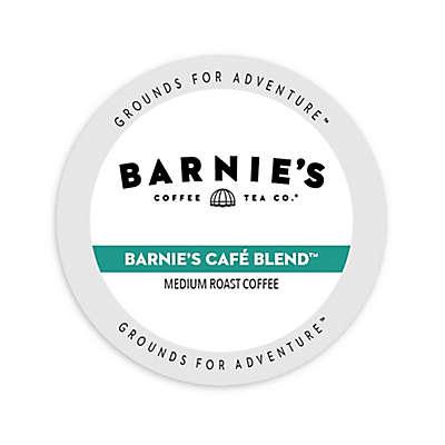 Barnie's Coffee Kitchen Barnie's Blend Single Serve Coffee