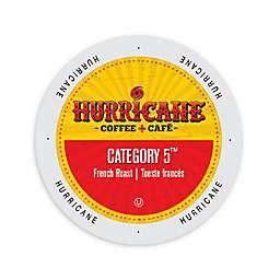 Hurricane Coffee & Tea Category 5 Coffee for Single Serve Coffee Makers