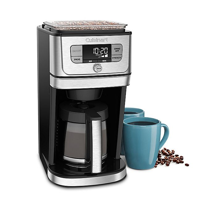 Alternate image 1 for Cuisinart® 12-Cup Grind N' Brew Coffee Maker