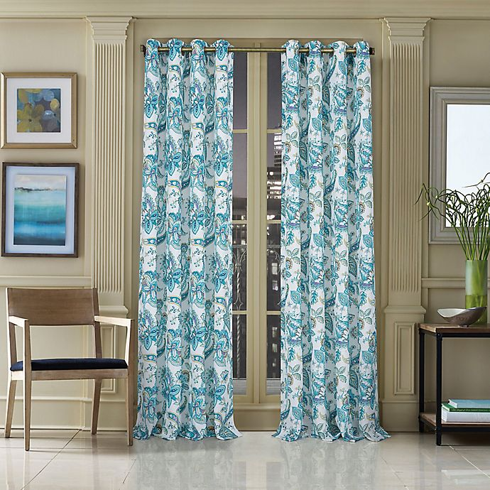 Alternate image 1 for J. Queen New York™ Window Curtain Panels