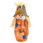 Heritage Home LED Lighted Glass Scarecrow