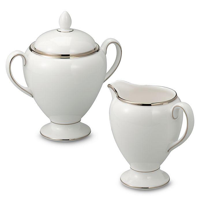 Alternate image 1 for Wedgwood® Sterling Creamer