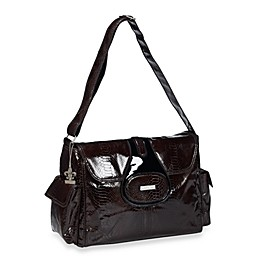 Kalencom® Elite Cosmopolitan Diaper Bag in Chocolate