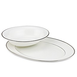 Wedgwood® Sterling Open Vegetable Dish