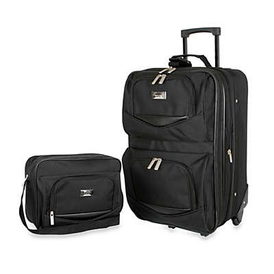 Geoffrey Beene 2-Piece Main Street Luggage Set