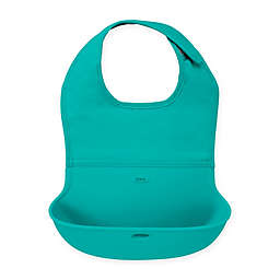 OXO Tot® Roll Up Bib in Teal