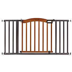 Summer Infant Decorative Wood & Metal 5-Foot Pressure Mounted Gate