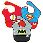 Bumkins® 3-Pack SuperBib in Superheros<br />