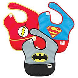 Bumkins® 3-Pack SuperBibs in Superheros