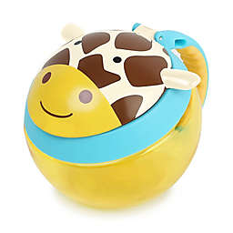 SKIP*HOP® Zoo 7.5 oz. Snack Cup in Giraffe