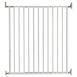 Storkcraft Easy Walk-Thru Tall Metal Safety Gate in White