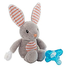 Dr. Brown's® Bunny Lovey Pacificer and Teether Holder in Blue