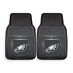 NFL Philadelphia Eagles Vinyl Car Mats (Set of 2)