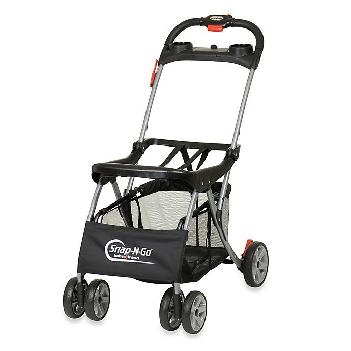Alternate image 1 for Baby Trend® Single Snap-N-Go Stroller