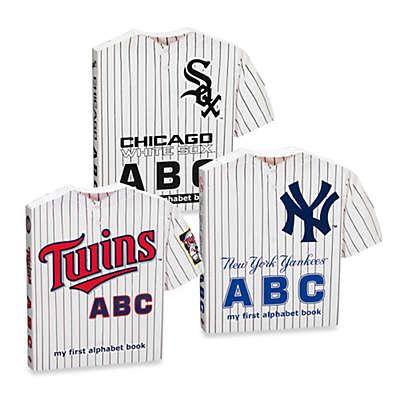MLB Baseball ABC: My First Alphabet Board Books