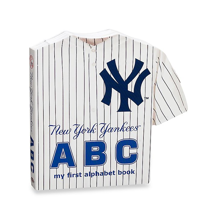 Alternate image 1 for MLB New York Yankees ABC: My First Alphabet Board Book
