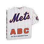 MLB New York Mets ABC: My First Alphabet Board Book